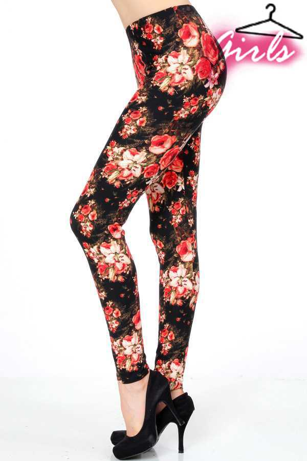 KIDS PRINT LEGGINGS